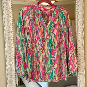 Lilly Pulitzer Elsa Dripping in jewels size S